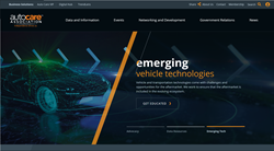 auto care website homepage