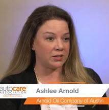 Ashlee Arnold Testimonial