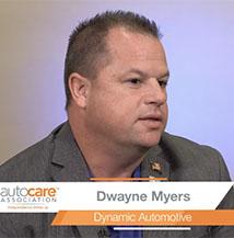 Member Testimonial - Dwayne Myers