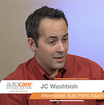 Member Testimonial - JC Washbish